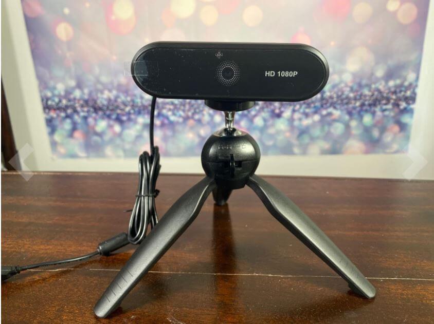 victure webcam setup