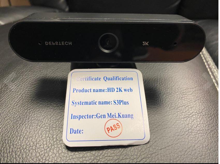 webcam depstech view