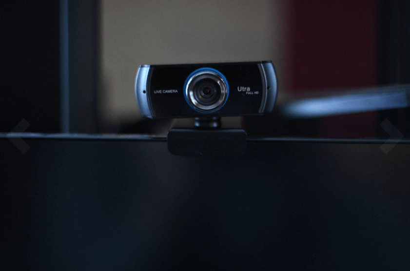 unzano webcam setup with the computer