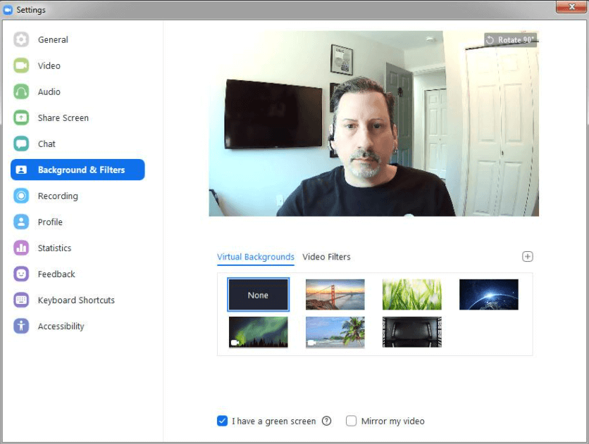 Aoozi webcam was tested by customer