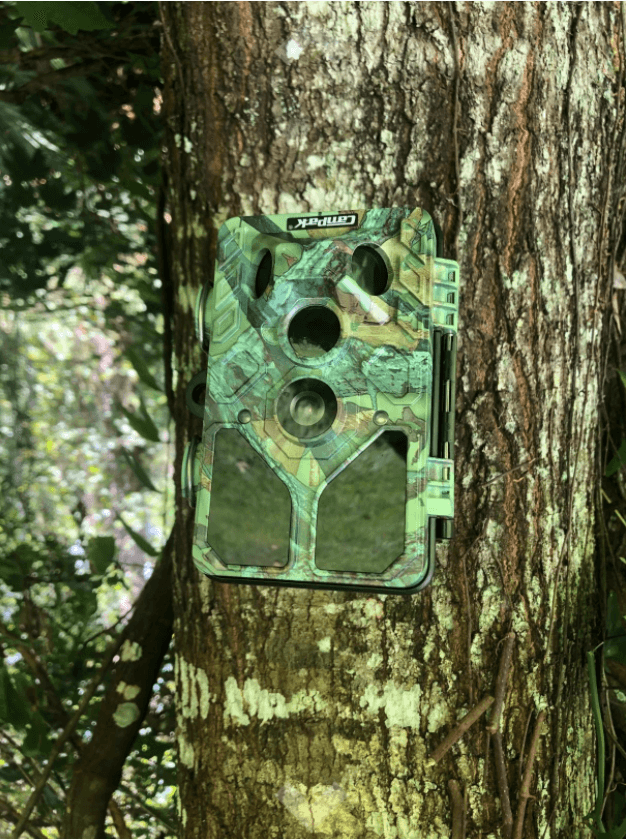 Campark T85 trail camera manual and setup