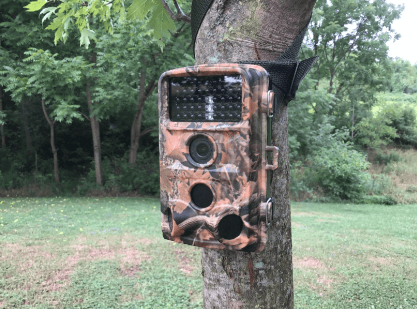 campark t45 setup