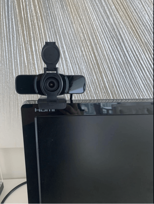dericam webcam with privacy cover