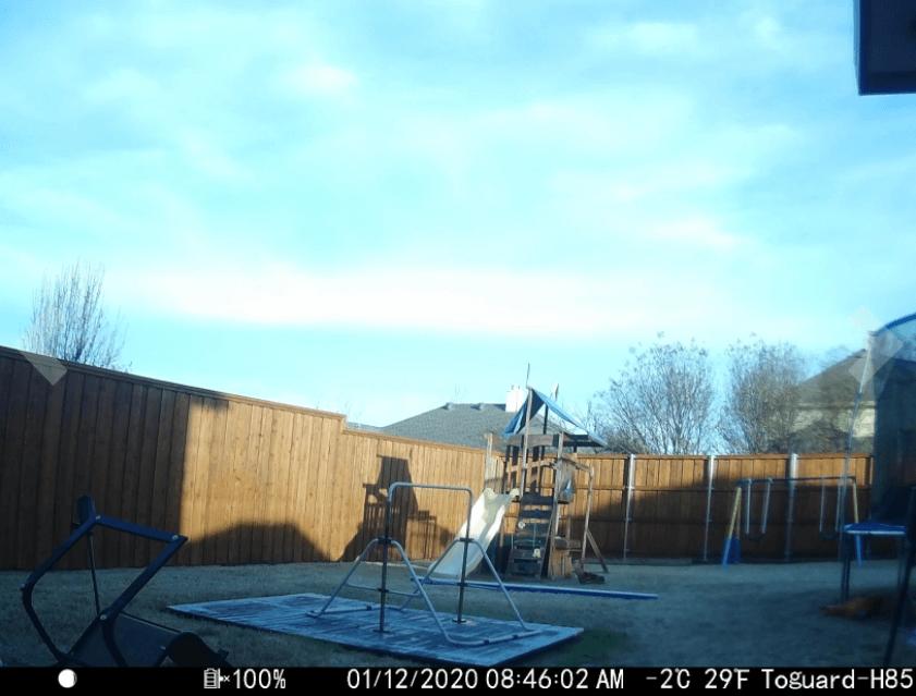 toguard h85trail camera setup