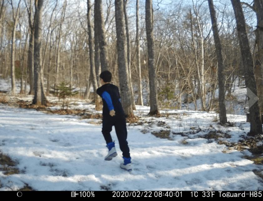 Toguard H85 trail camera setup and test