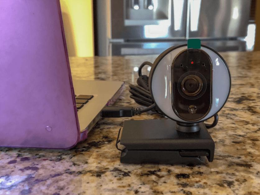 Unboxing the unzano webcam
