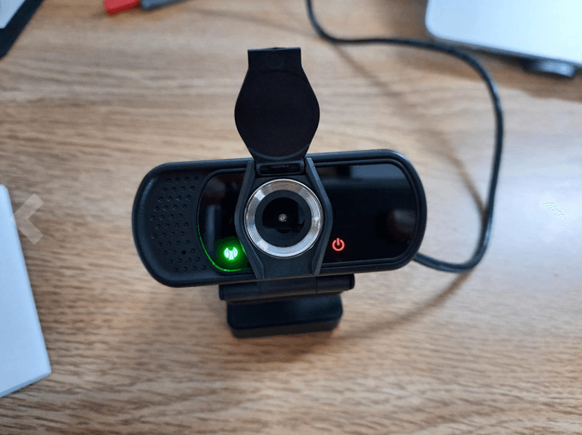 ziqian webcam with privacy cover
