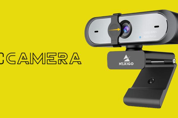 Nexigo Webcam Review | Nexigo N660P Webcam Setup