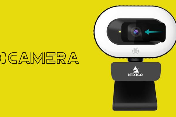 Webcam Nexigo Streamcam N930E Review 2021: New Release