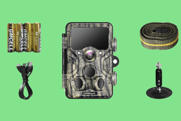 Campark T86 Trail Camera Review 2021