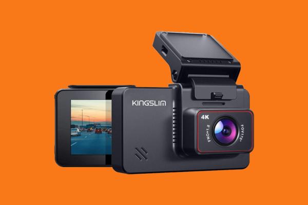 Kingslim D4 4K Dual Dash Cam Review