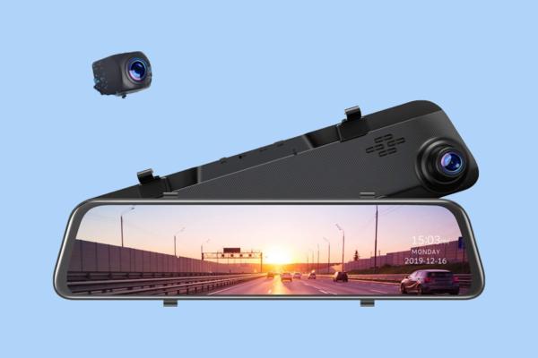 Toguard CE70 Review | Toguard 2.5K Mirror Dash Cam Test