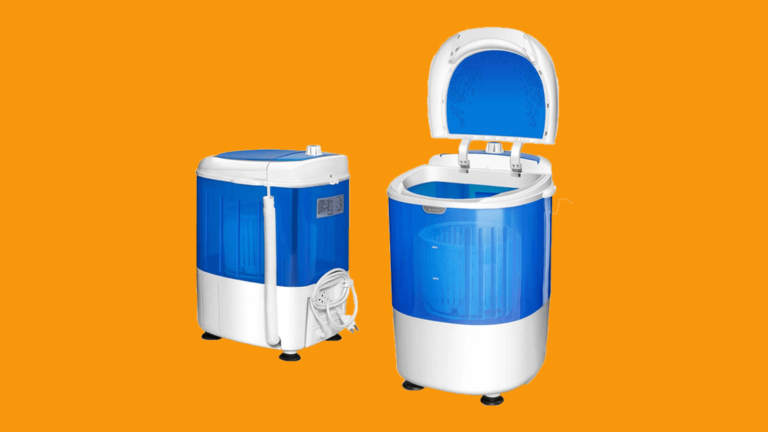 costway mini washing machine review