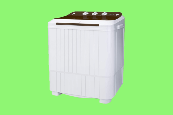 Kuppet Compact Twin Tub Portable Washing Machine Review