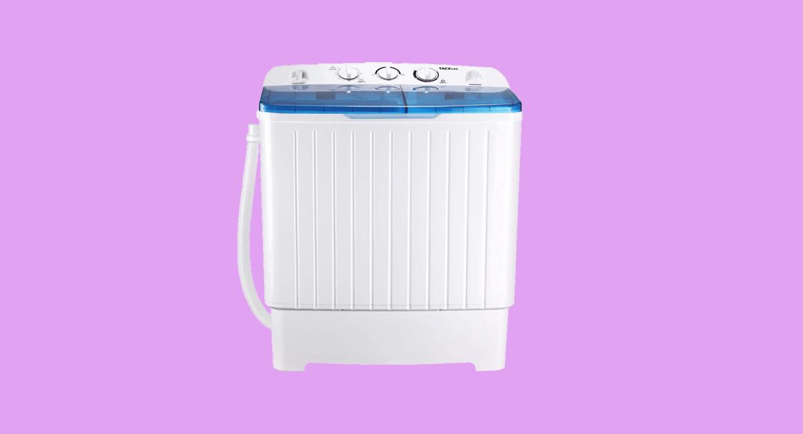 Tacklife Portable Washing Machine Reviews 2021