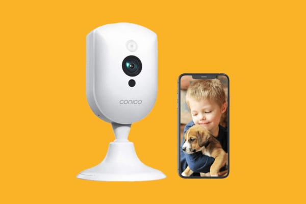 Conico Pet Camera Review   Conico Security Camera Setup 2021