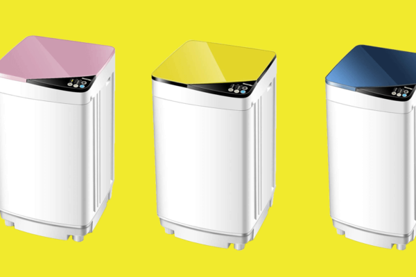 Giantex Full-Automatic Portable Washing Machine Review 2021
