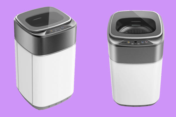 Koswin Portable Washing Machine Review:  Perfect For Small Spaces