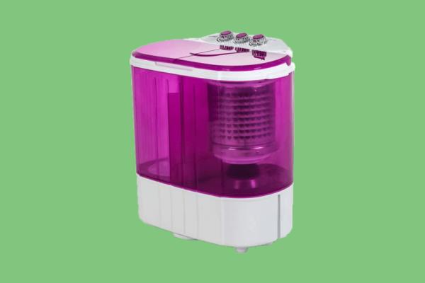 Kuppet Mini Portable Washing Machine Review 2021:  Small but Powerful