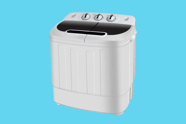 Super Deal Portable Compact Washing Machine Review 2021