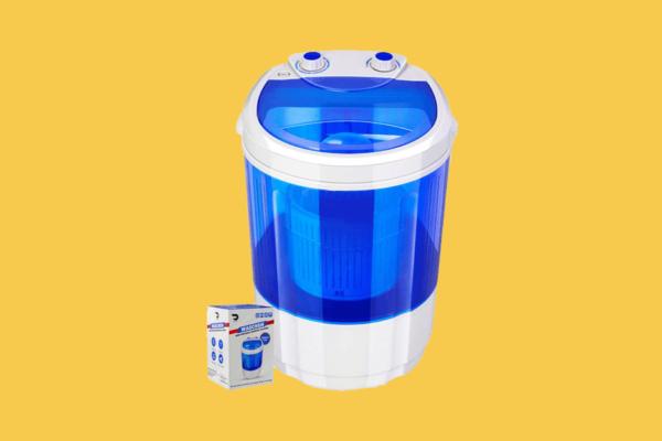 Waschen Portable Washing Machine Review   Densors Portable Washing Machine Manual