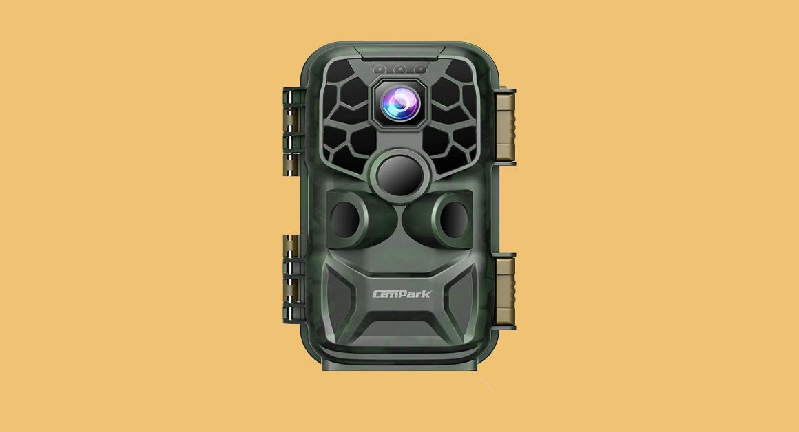 Campark T90 Trail Camera Review   Campark 4K Trail Camera Setup