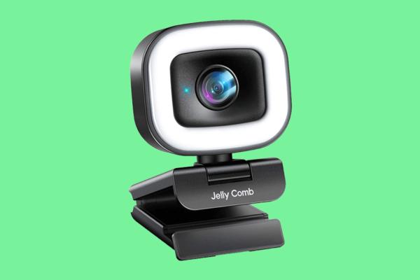 Jelly Comb Webcam Review: Better than Logitech's Budget Series