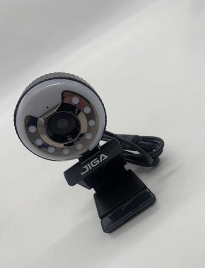 design of the jiga webcam