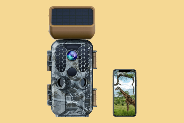 Campark T200 Trail Camera Review   Campark Solar Power Trail Camera 30MP 4K Instructions