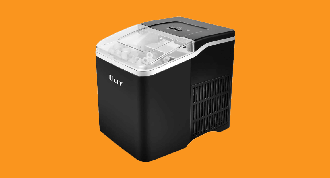 Ulit Ice Maker Review   How To Use Ice Maker Countertop Instructions